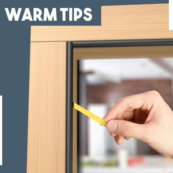 Instant Door Window Gap Sealant