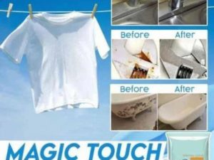 Magic Touch Powder Cleaner (4 Packs)