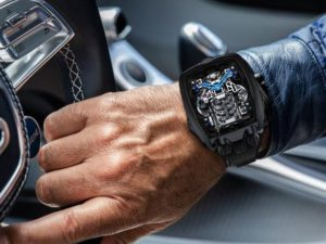 Super Luxury Sports Car Watch