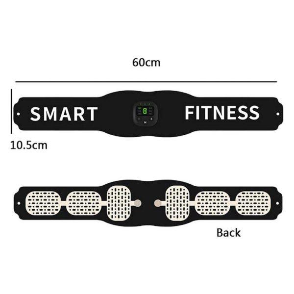 SmartFitness™ Fat & Cellulite Reduction EMS Belt