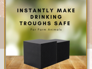 [PROMO 30% OFF] BarnClean™ Water Purifier Cube