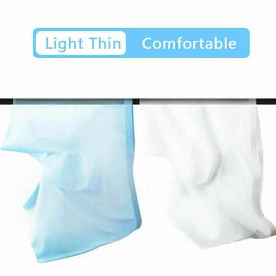 LISTENTOWIND™ Men's Ice Silk Breathable Underwear