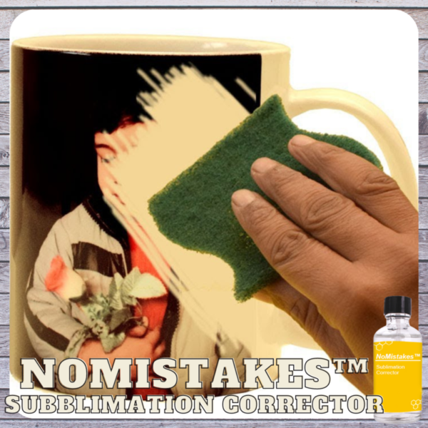 [PROMO 30% OFF] NoMistakes™ Sublimation Corrector