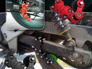 BikerMAX Auto-Adjusting Chain Tensioner