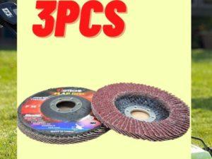 [PROMO 30% OFF] YardPRO™ Lawn Mower Sharpening Disc / 3PCS