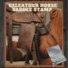 [PROMO 30% OFF] EZLeather Horse Saddle Stamp