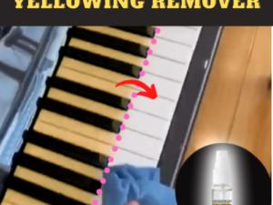 [PROMO 30% OFF] EZRestore™️ Piano Yellowing Remover