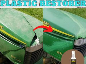 [PROMO 30% OFF] EZShine™ Mower Plastic Restorer