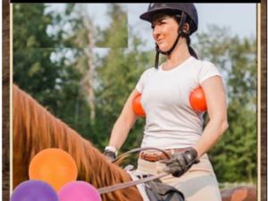 [PROMO 30% OFF] Equestrian Training Ball