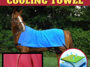 [PROMO 30% OFF] EquinePro™ Cooling Towel
