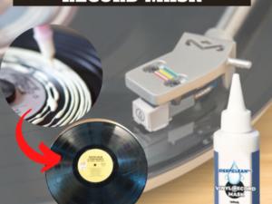 [PROMO 30% OFF] MasterClean™ Vinyl Record Mask