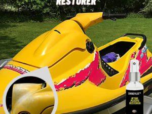 [PROMO 30 % OFF] ShinePLUS™ Jet Ski Plastic Restorer