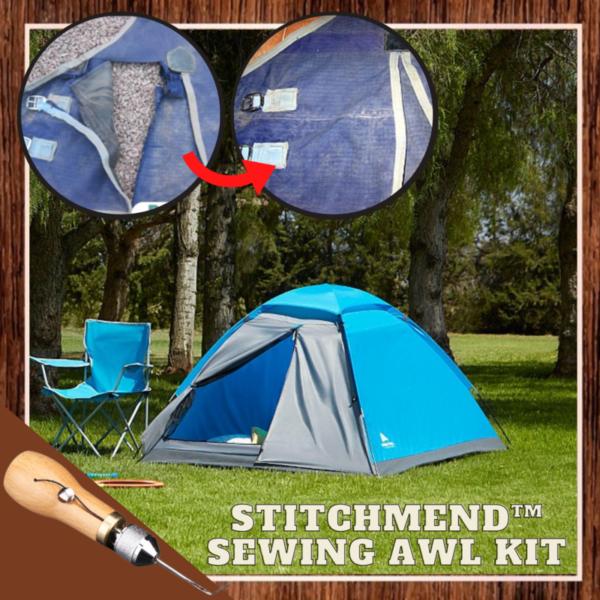 [PROMO 30% OFF] StitchMend™ Sewing Awl Kit