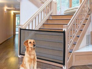 (Last Day Promotion--50% OFF) Portable Kids &Pets Safety Door Guard