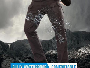 Military Grade Unisex Lightweight Tactical Pants Breathable Summer Trousers