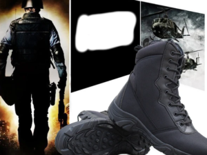 【BUY 2 FREE SHIPPING】Magnum high-top camouflage combat boots【Flash sale】