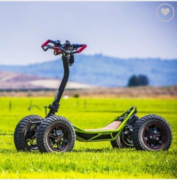 All-terrain 4X4 off-road vehicles