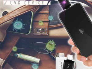 Mobile Port UVC Device