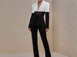 Suit Blazer and Pants