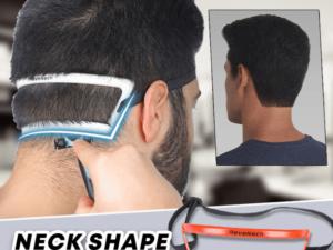 Neck Shape Trim Ruler