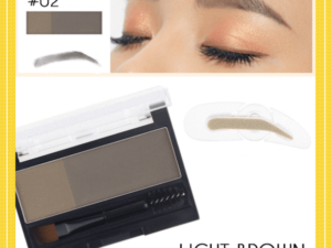(SUMMER HOT SALE - SAVE 50% OFF) - Adjustable Perfect Eyebrow Stamp - BUY 2 GET 1 FREE