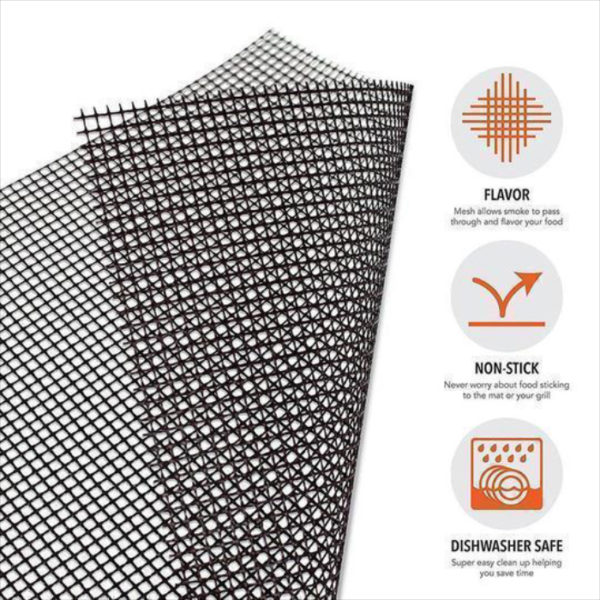 (Spring Hot Sale- 50% OFF) Non-Stick BBQ Grill Mesh Mat