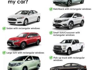 (Summer Essentials- 50%OFF) Universal Car Window Screens