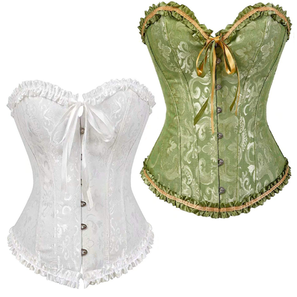 🤩Promotion💥50% OFF-👑VICTORIAN PUSH UP CORSET