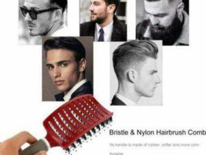 Summer Hot Sale 50% OFF - Detangler Bristle Nylon Hairbrush