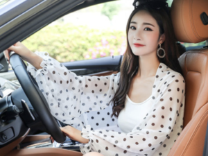 🌞SUMMER SALE - BUY 2 GET 1 FREE🌞【DRIVING/TRAVELING】CHIFFON COOL SUN-PROTECTIVE SHAWL FOR LADIES