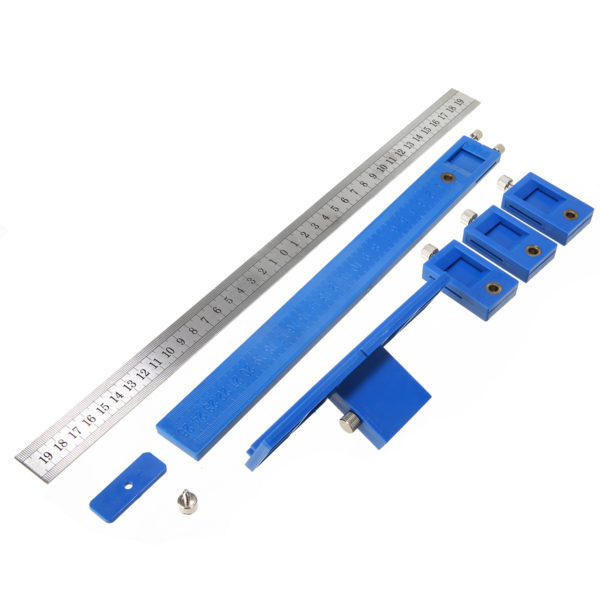 (🔥Father's Day Hot Sale-49% OFF) Drill Measuring Ruler Tool!