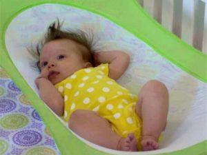 (SUMMER HOT SALE - SAVE 50% OFF) Newborn Baby Hammock with Adjustable Crib