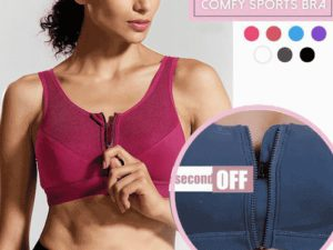 Super Support Sports Bra 🔥Buy 2 get 20% OFF