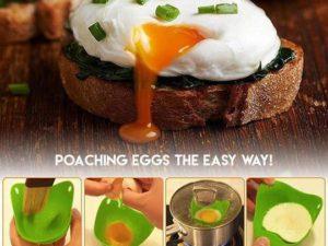 🔥Big Sale🔥Silicone Egg Poachers