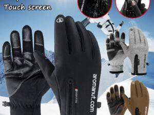 【ON SALE AT 50%OFF】Unisex Winter Warm Waterproof Touch Screen Gloves